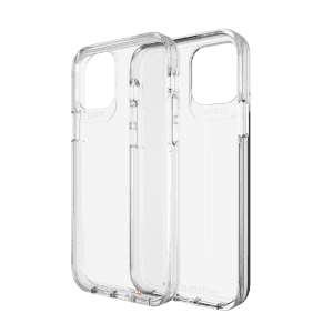 Gear4 Anti-Bacterial Crystal Palace Case for iPhone 12 Pro Max - Clear