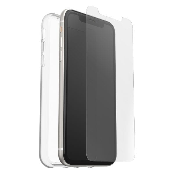 OtterBox Clearly Protected Skin and Alpha Glass for Apple iPhone 11