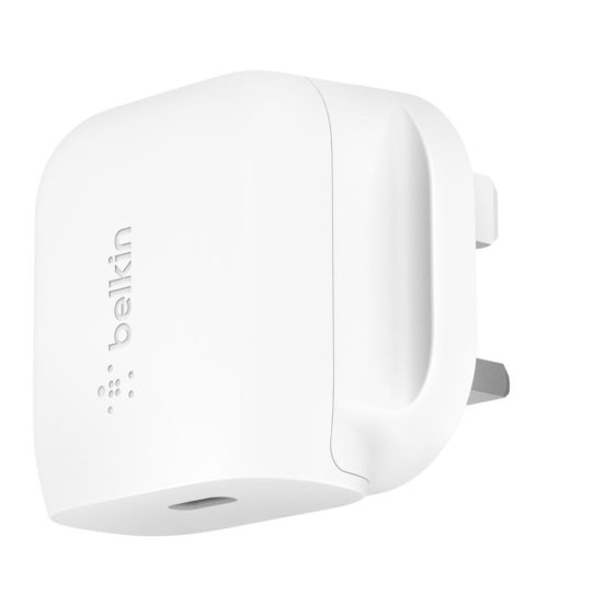 Belkin BOOST↑CHARGE 18W USB-C PD Wall Charger