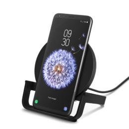 Belkin BOOST↑CHARGE™ 10W Wireless Charging Stand including Power Supply