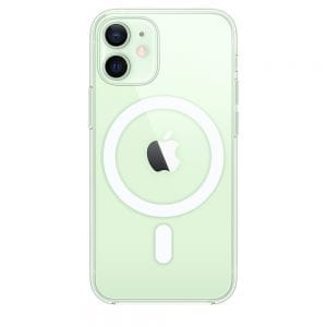 Apple iPhone 12 mini Clear Case with MagSafe