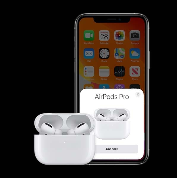Airpods Transparancy mode