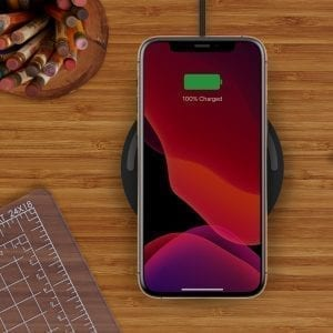 Belkin BOOST↑CHARGE™ 10W Wireless Charging Pad including Power Supply