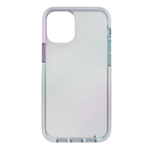 Gear4 D3O Crystal Palace for iPhone 12 Mini - Iridescent