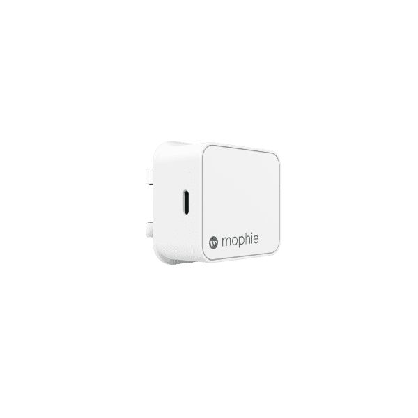 Mophie 18W USB-C Power Adapter - White