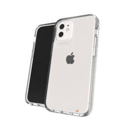 Gear4 Anti-Bacterial Crystal Palace Case for iPhone 12 Mini - Clear