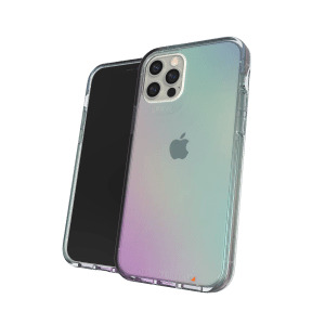 Gear4 D3O Crystal Palace for iPhone 12/12 Pro - Iridescent
