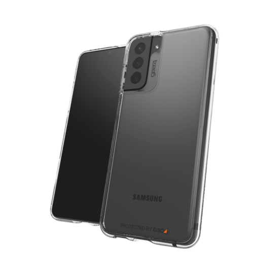 Clear case for Samsung Galaxy S21 5G
