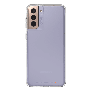 Clear protection for Samsung Galaxy S21 plus 5G