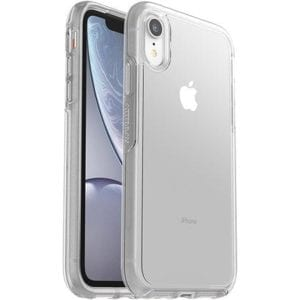 Additional image 4 of OtterBox Symmetry Series Clear Case for iPhone XR