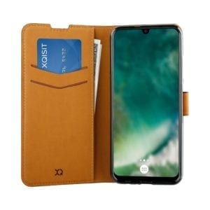 Additional image 2 for XQISIT Slim Wallet Case for Huawei P Smart