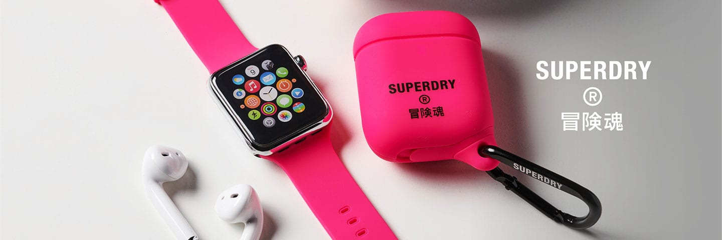 Superdry mobile accessories