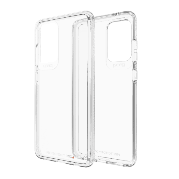 Crystal Palace clear case for Samsung Galaxy A52 5G